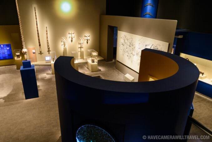 183-14585935 Smithsonian National Museum of African Art Cosmos Stella Arts Exhibit.