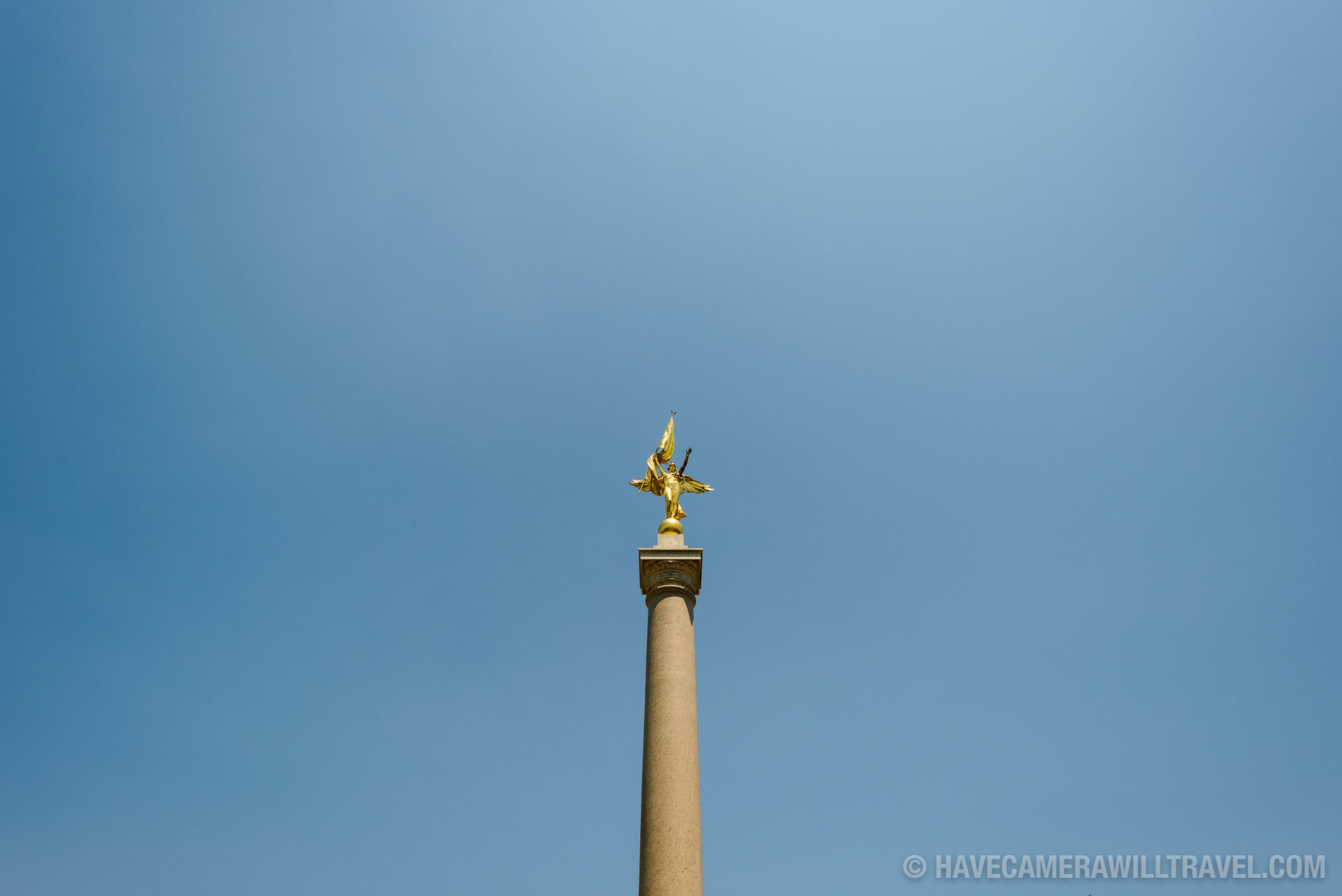 184-163645732 First Division Monument in Washington DC.