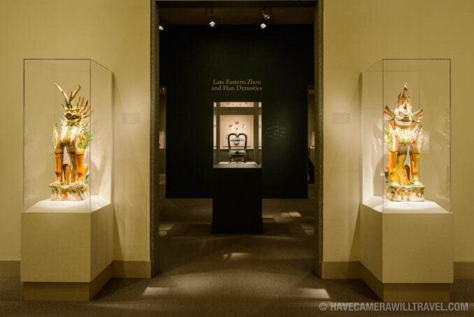 185-144941791 Sackler Gallery Late Eastern Zhou and Han Dynasties Gallery.