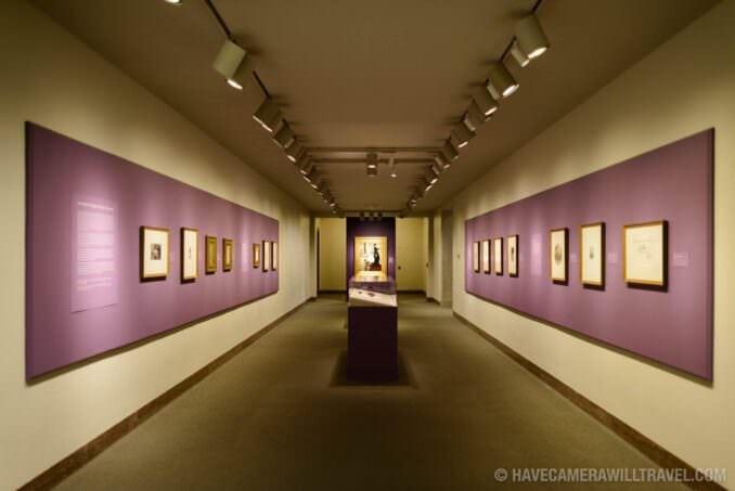 185-152135816 Freer Gallery of Art Whistler Etchings Gallery.