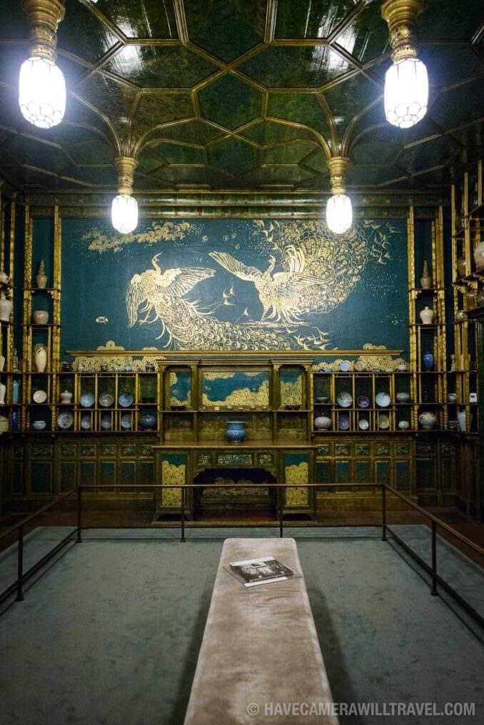 185-154213829 Freer Gallery of Art Peacock Room Vertical.