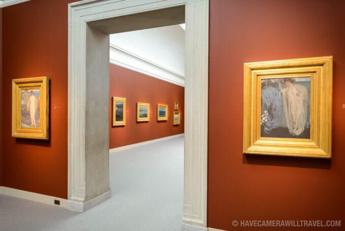 185-154705850 Freer Gallery of Art Whistler Paintings.
