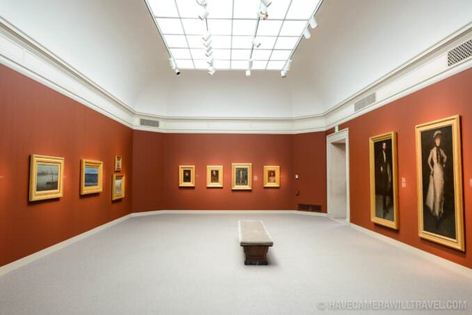 185-154815852 Freer Gallery of Art Whister Nocturns Gallery.