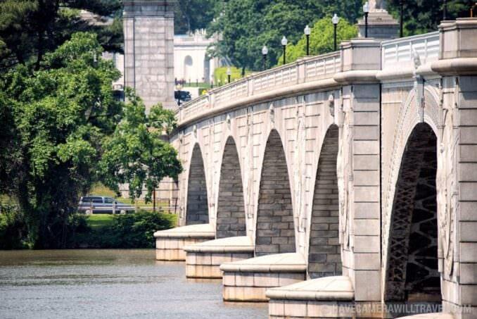 Arlington Memorial Bridge, Washington DC