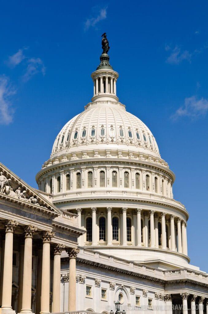 Congress Building Washington DC