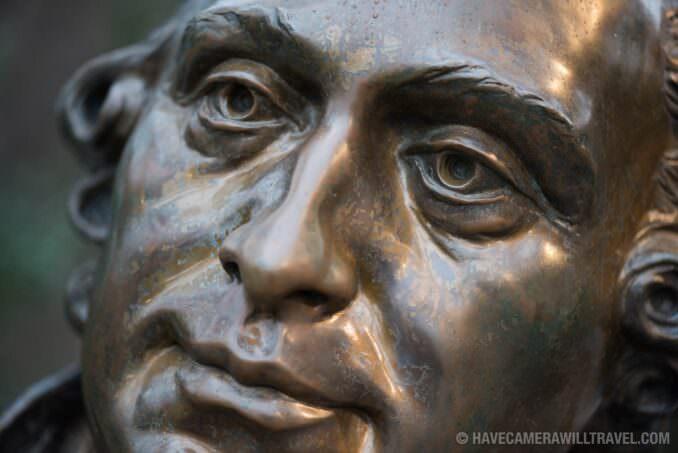 George Mason Memorial Washington DC