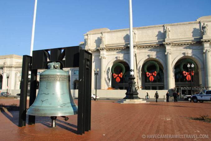 Liberty Bell Union Station