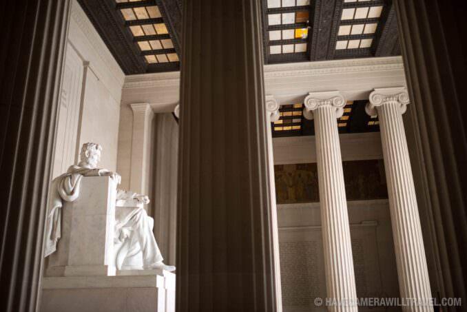 Lincoln Memorial Abraham Lincoln Statue