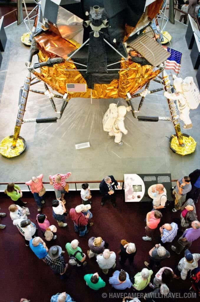 Lunar landing module Eagle