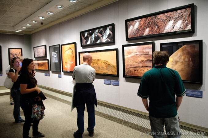 Michael Benson's Space photography exhibit