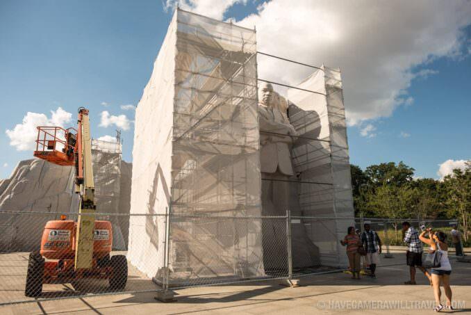 MLK Memorial Renovation