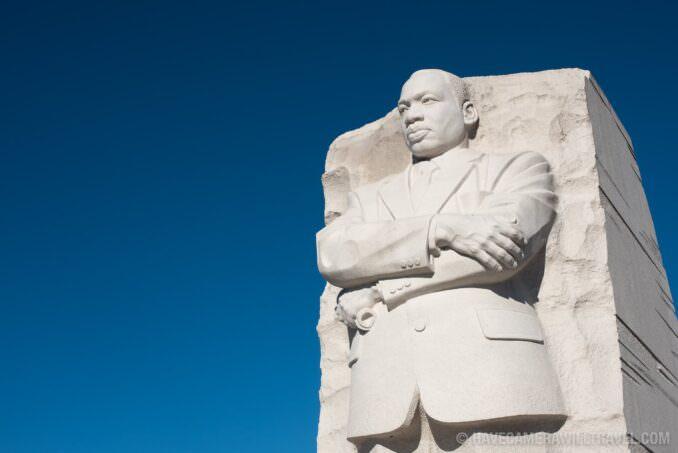 MLK Memorial, Washington DC