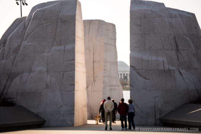 MLK Memorial Washington DC Mountain of Despair
