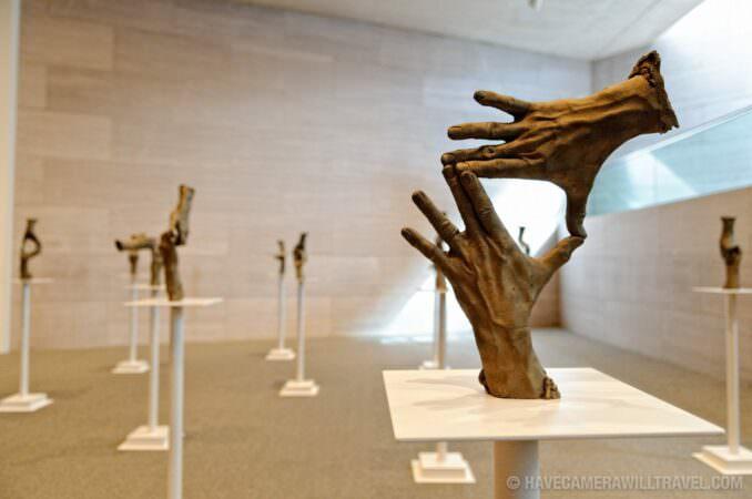 National Gallery of Art Bruce Nauman