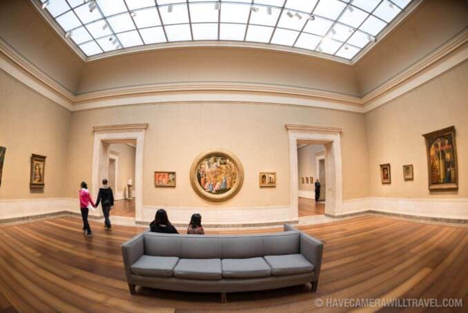 National Gallery of Art Galleries
