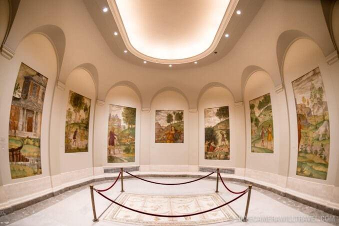 National Gallery of Art Galleries Bernardino Luini