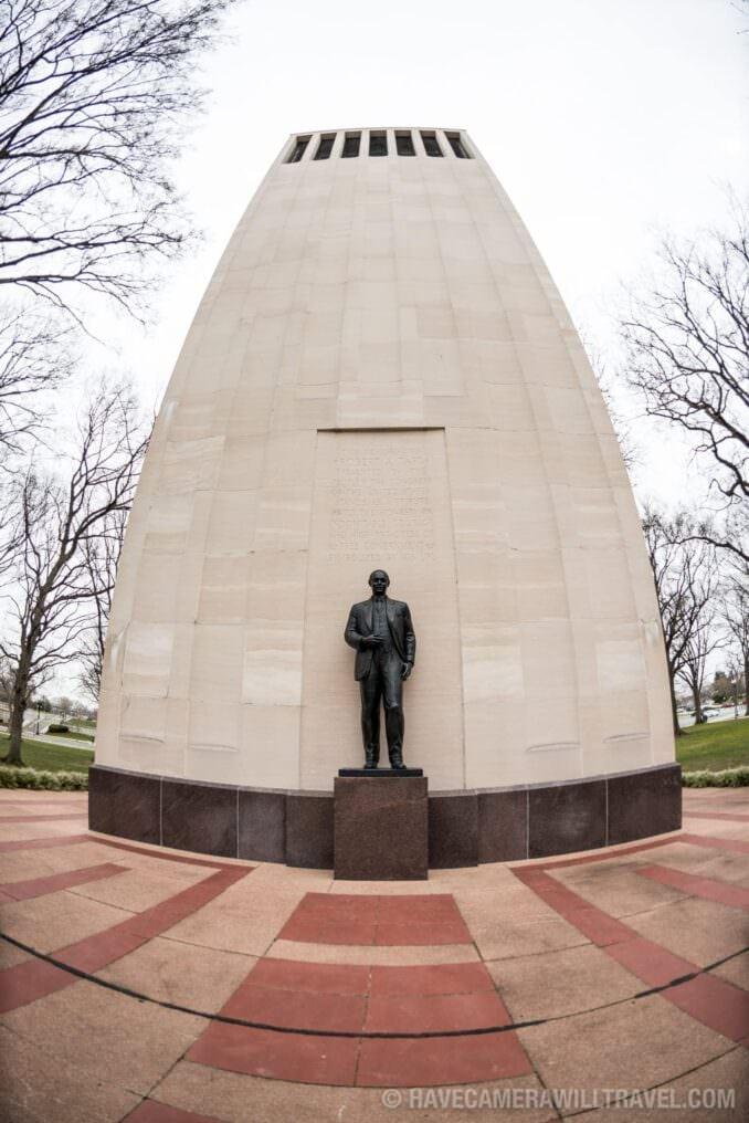 Robert Taft Memorial and Carillon in Washingotn DC Tower