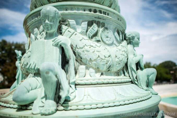 Supreme Court Flag Pole Sculpture. 197-15500543