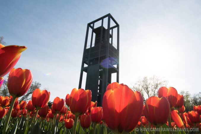 The Netherlands Carillon in Arlingon, Virginia