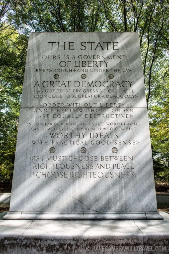 Theodore Roosevelt The State
