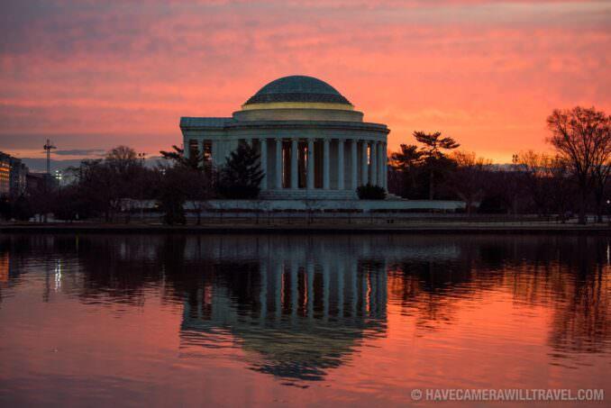 Washignton DC Cherry Blossoms - February 28, 2017