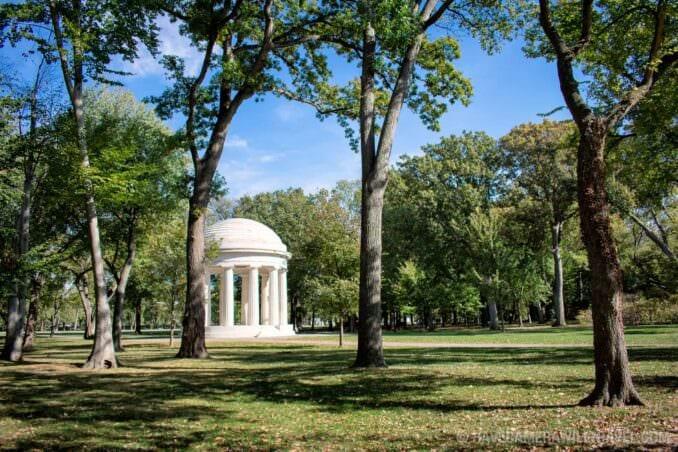 World War I Memorial in Washington DC