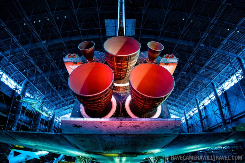Smithsonian National Air and Space Museum's Udvar-Hazy Center