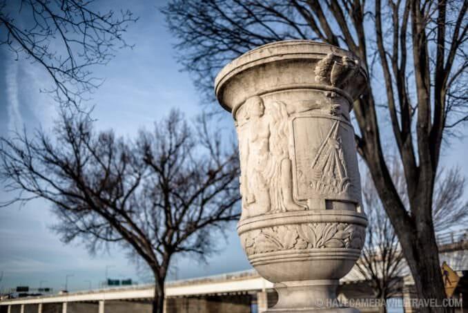 Cuban Friendship Urn in Washington DC